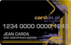 karty przezroczyste z personalizacja
