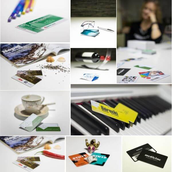 karty plastikowe producent